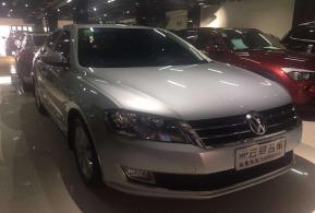 朗逸 2013款 改款 1.6L 自动舒适版